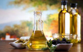 Оливковое масло при запоре: польза и вред