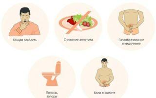 Дисбактериоз с запором: симптомы и лечение