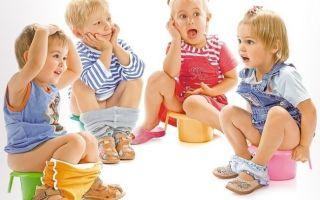 Как лечить запор у ребенка 5 лет?