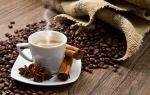 Кофе крепит или слабит, пить с молоком или без?