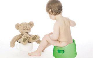 Запор у ребенка 8 месяцев: что делать?