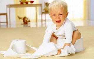 Лечение запора у детей 9 месяцев