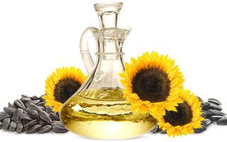Подсолнечное масло при запорах у детей и взрослых