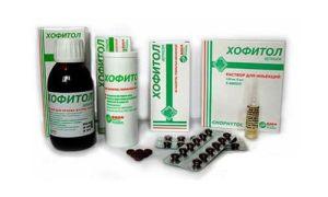 Чем можно заменить хофитол?