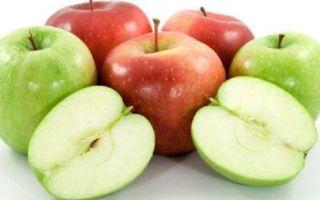 Яблоко при запоре выручит скоро