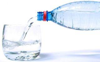 Минеральная вода при запорах: как пить, как выбрать