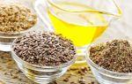 Льняное масло от запора — хорошее средство или нет?