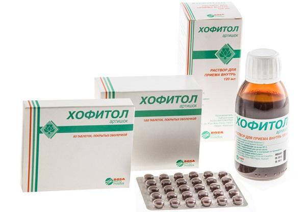 хофитол при псориазе отзывы