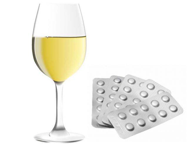 Дифлюкан и алкоголь: совместимость, последствия
